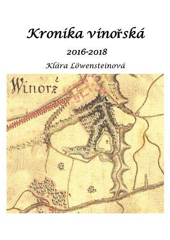 Kronika vinořská 2016 – 2018